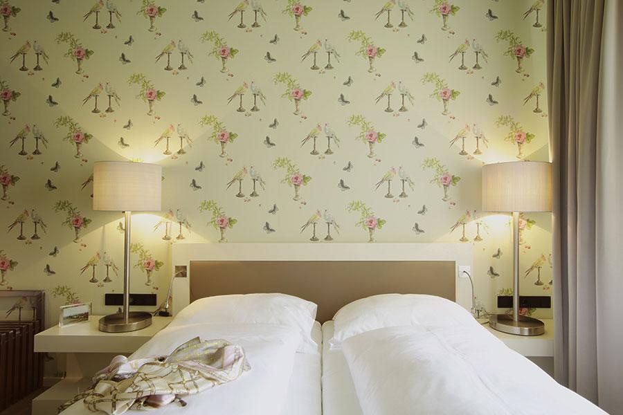 Doppelzimmer im Hotel zum Löwen, Duderstadt