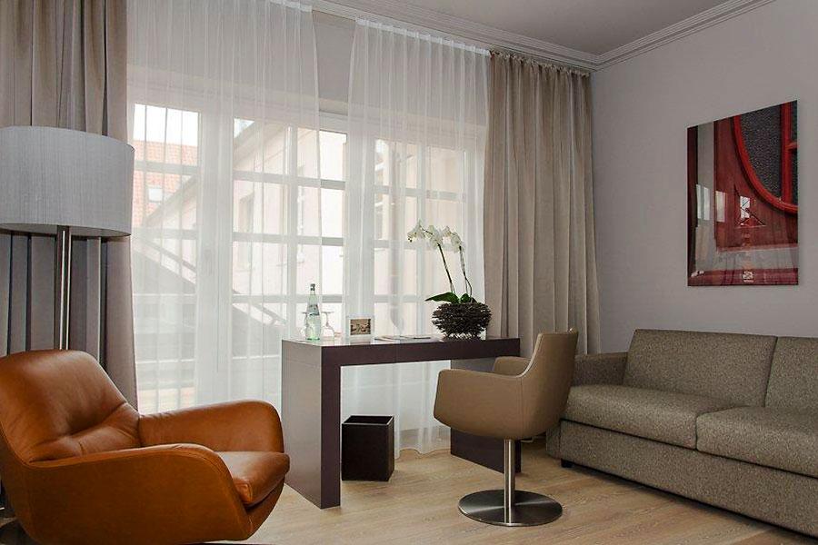 Suiten im Hotel zum Löwen, Duderstadt